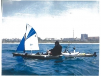 Kayak sailor picture (1)