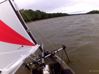 Taking_Sail_2_Sundolphin_Journey10SS_ Wayne_Hamilton_Percy_Priest_Lake