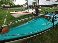 Current Designs Sailing Kayak