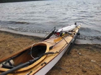 Sail for a CLC Kayak