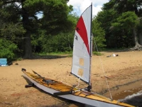 Sailing Chesapeak Light Craft